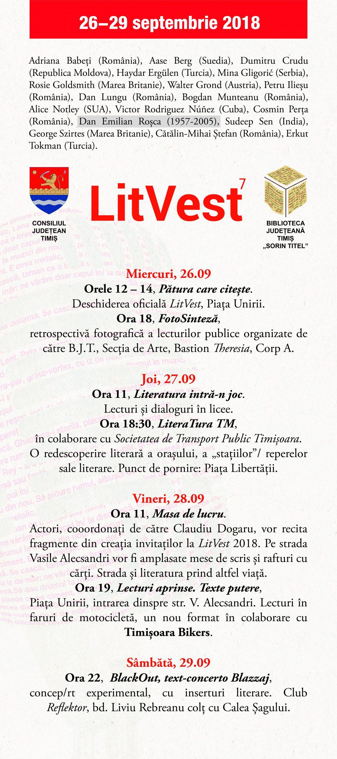 Program LitVest 2018